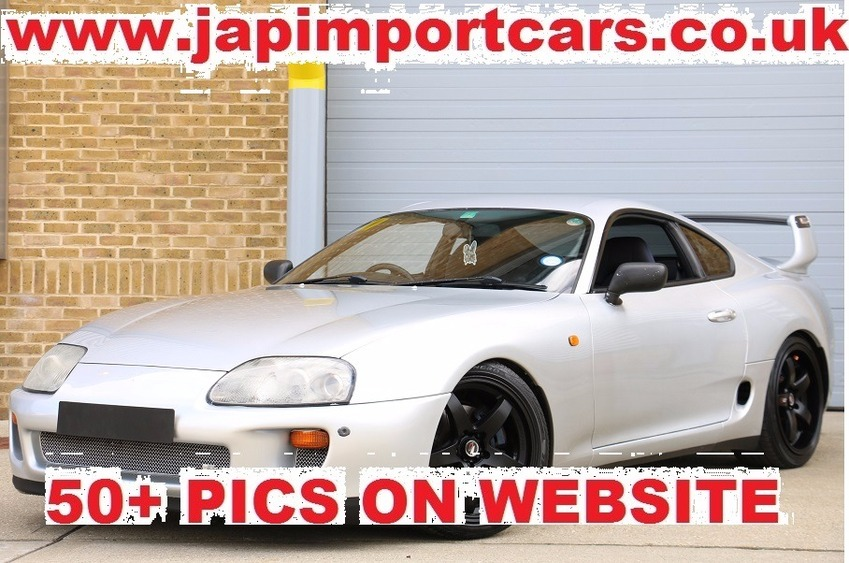View TOYOTA SUPRA STUNNING 5 SPEED MANUAL SZ HSD COILOVERS  TRD SPOLIER RIMS ETC ETC