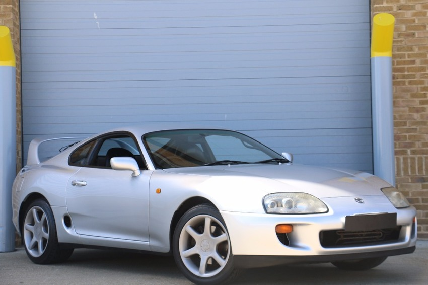 View TOYOTA SUPRA Unmolested unmodified TWIN TURBO Auto TOTALLY STOCK