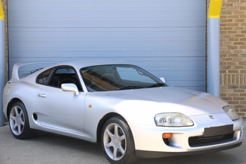 TOYOTA SUPRA Unmolested unmodified TWIN TURBO Auto TOTALLY STOCK