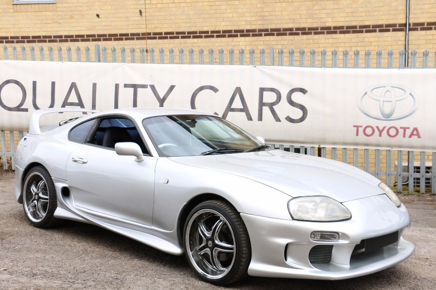 View TOYOTA SUPRA Very Stunning high spec NA Auto at an absolute bargain price