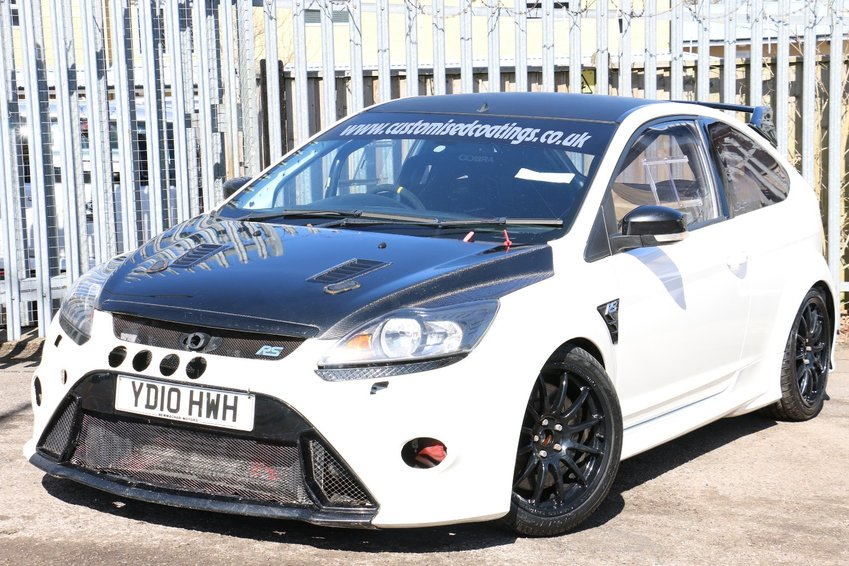 View FORD FOCUS 2.5 2010 BHP RACE BSPEC ROAD LEGAL ULTIMATE RS BARGAIN