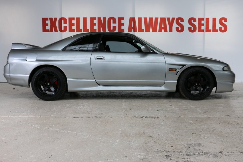 View NISSAN SKYLINE GTST R33 GTR BODIED STUNNING VERY HIGH SPEC WITH AMPLE HISTORY