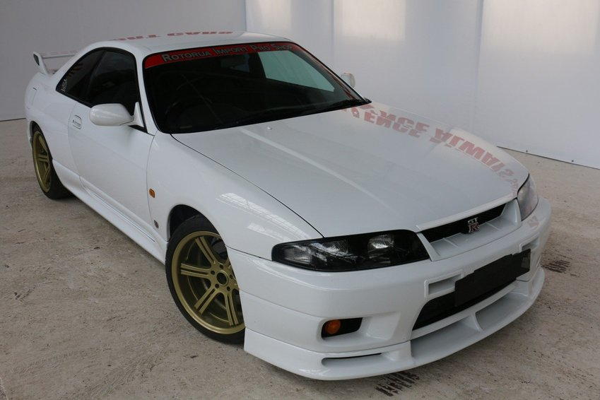 NISSAN SKYLINE LEGENDARY TUNERS R.I.P.S RB30 GTR 33 V-SPEC FULLY FORGED 750-950 BHP