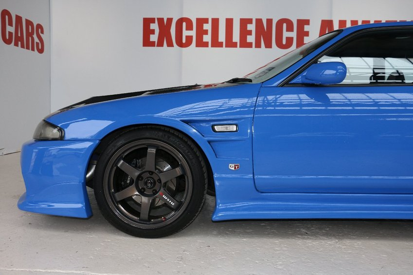 View NISSAN SKYLINE Nissan Skyline R33 GTST IN LE MANS BLUE, IMMACULATE SHOWCAR LEVEL MINT WOW!!
