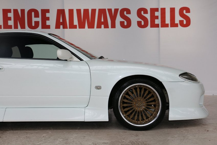 View NISSAN SILVIA Nissan S15 TYPE R SILVIA SHOW CAR JUST ARRIVED FULL SPEC TO FOLLOW