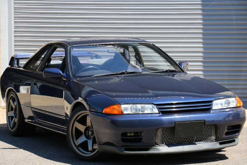 View NISSAN SKYLINE Nissan Skyline GTR 32 HUGE HUGE SPEC+FORGED+560 BHP+K-SPORT BRAKES+ROTAS+ MOREJUST ARRIVED IN STOCK