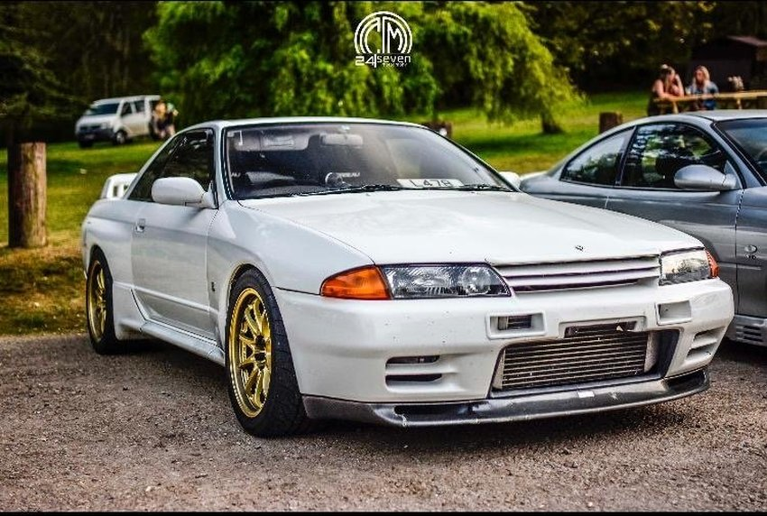 View NISSAN SKYLINE R32 GTR FRESH ENGINE BUILD 585 DYNO+ZERO RUST+NO UNDERSEAL+MINT!!