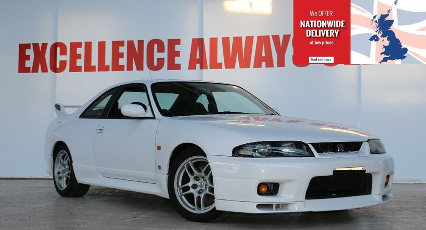 View NISSAN SKYLINE GTR R33 FRESH BUILD+FORGED ENGINE+GT2860R TURBOS+ZERO MILES
