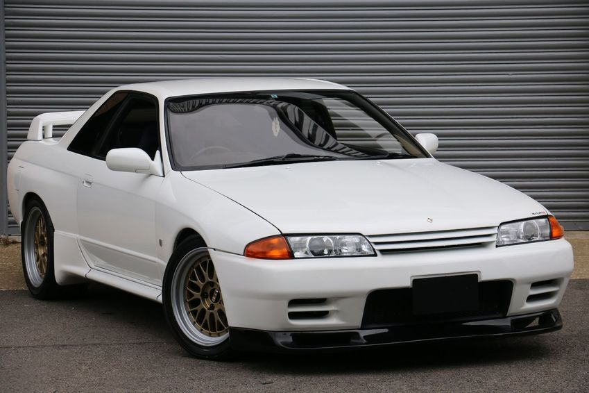 NISSAN SKYLINE Nissan Skyline GTR R32..JUST ARRIVED INVESTABLE CLASSIC RUST FREE AMAZING CAR